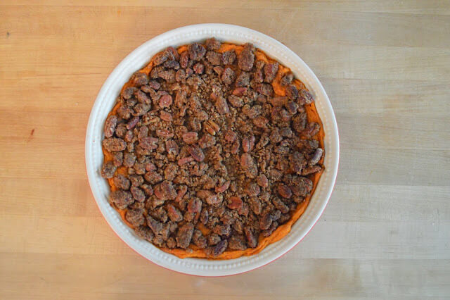 Sweet Potato Pie With Pecan Streusel Recipes — Dishmaps